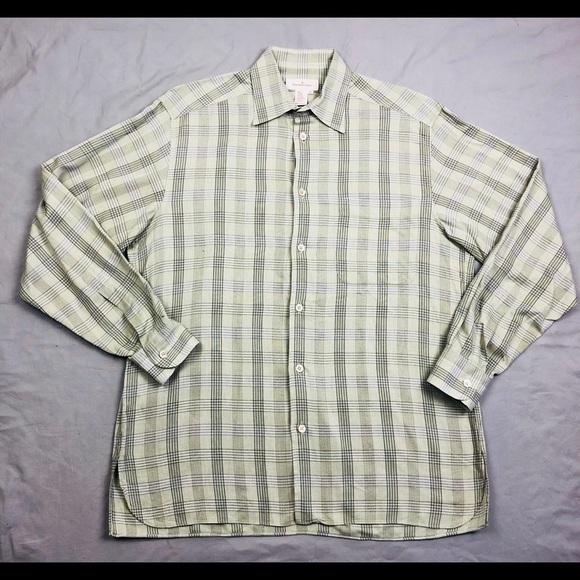 8907d2a0a2 Ermenegildo Zegna Shirts | Men Dress Shirt Medium | Poshmark
